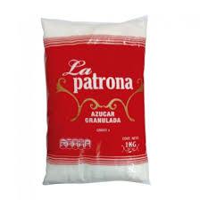 azúcar La Patrona 1KG