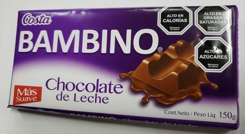 Chocolate bambino - 150gr